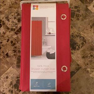 Other - Shower curtain liner